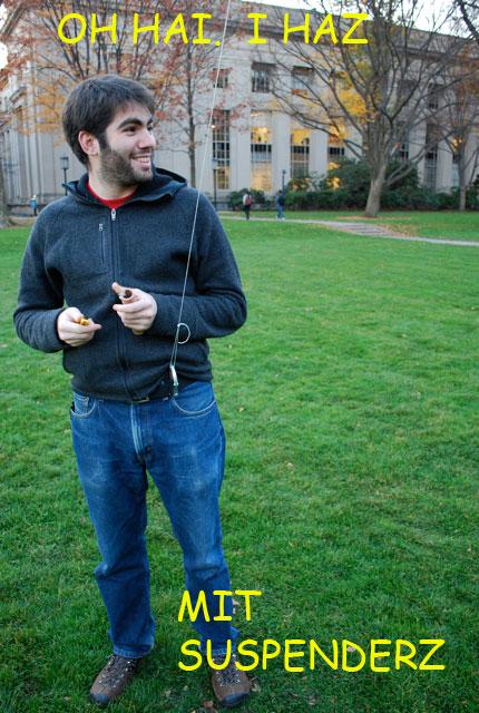 MIT Suspenders