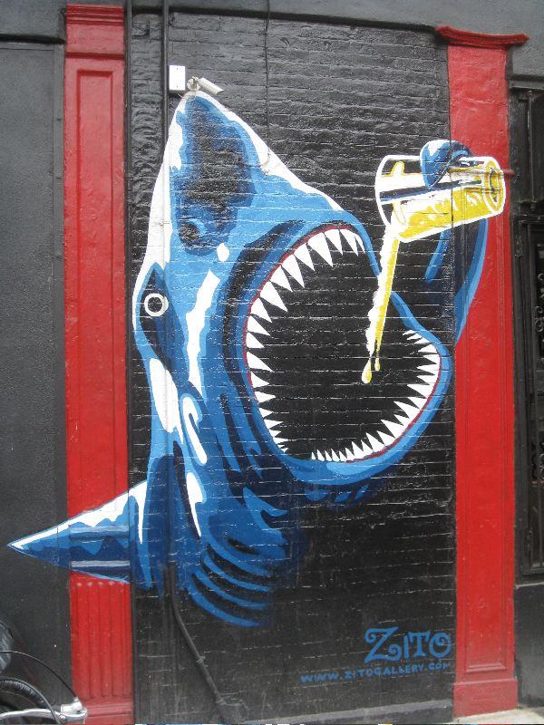Sharks Drink Too