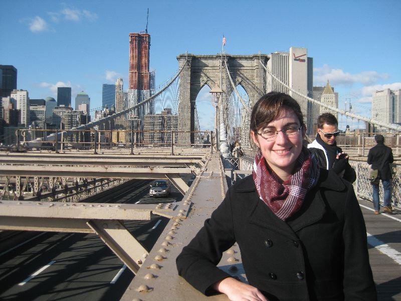 Ruth Brooklyn Bridge