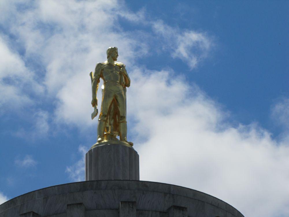 Oregon's Art Deco Capitol