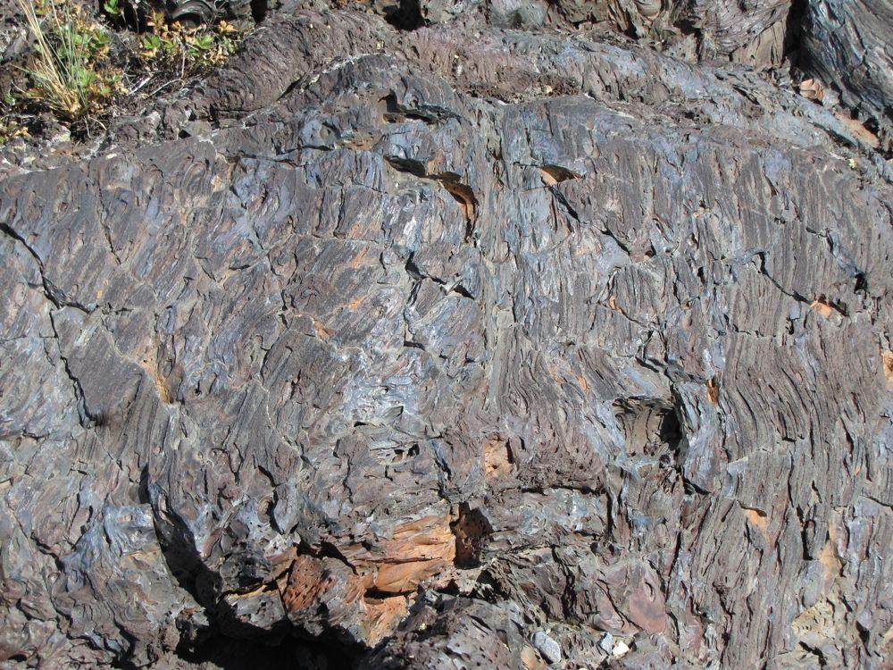 Blue Dragon lava flow
