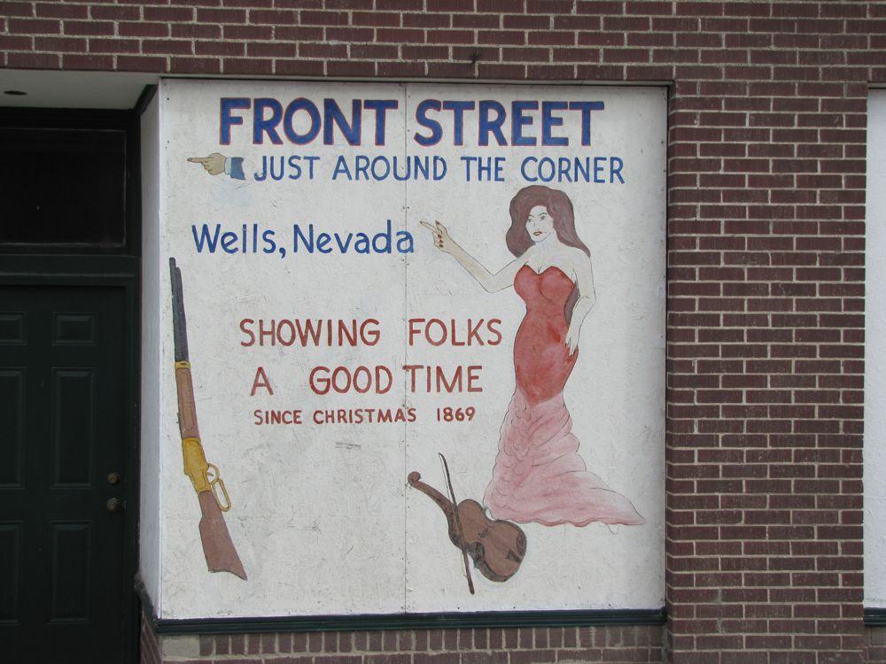 Scenic Wells, NV