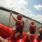 Nile Rafting