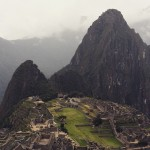 Climbing Machu Picchu